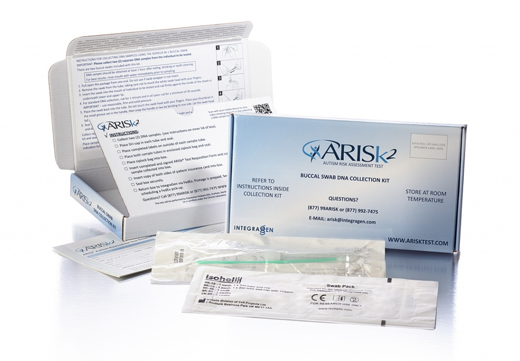 Arisk-autism-genetic-test-kit
