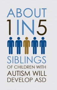Autism risk siblings