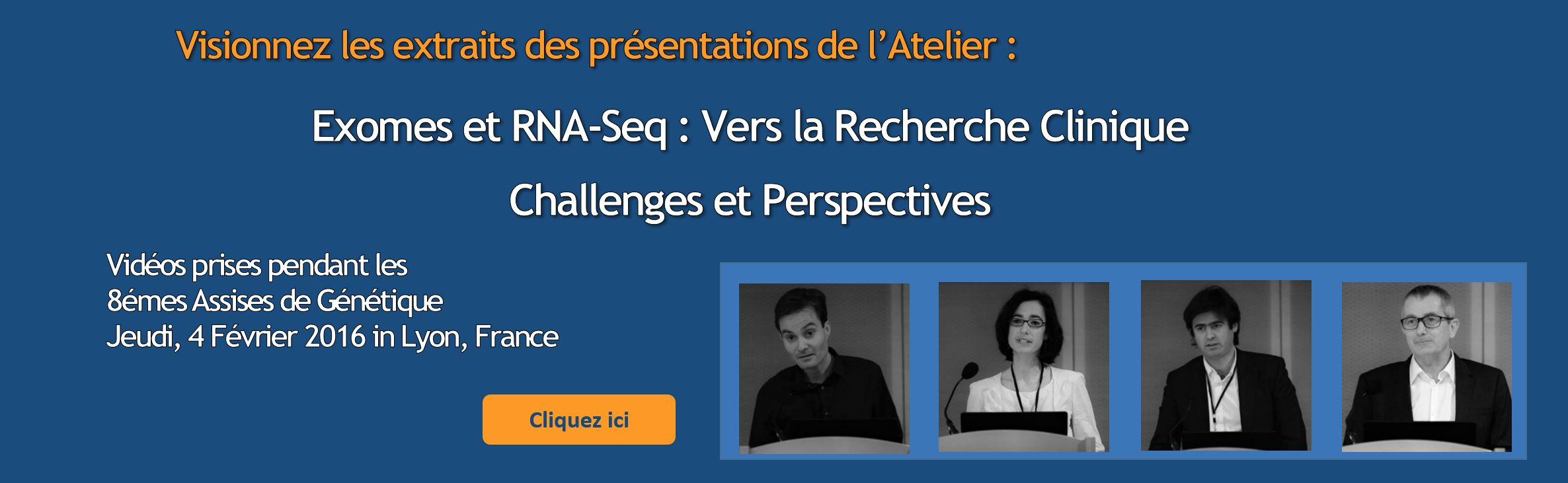 Rotating image for website with link Lyon symposium (French)